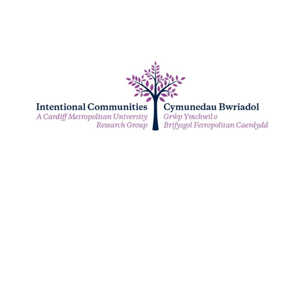 Intentional Communities Cardiff Met University Symposium Community Housing Project